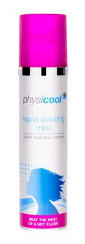 Physicool Cooling Mist 125ml Spray - Perfect for cooling skin by evaporiting heat directly from the surface.